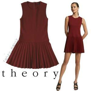 NWT Vesna Burgundy Dress
